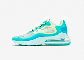 NIKE AIR MAX REACT 270 HYPER JADE