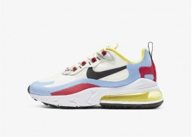 NIKE AIR MAX REACT 270 BAUHAUS