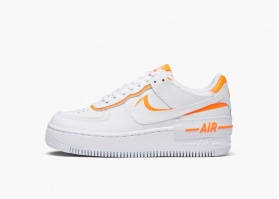 NIKE AIR FORCE SHADOW TOTAL ORANGE CI0919-103
