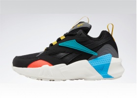 REEBOK AZTREK DOUBLE BLACK TEAL GEM