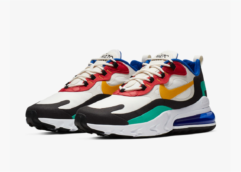 NIKE AIR MAX 270 REACT OG PHAMTON